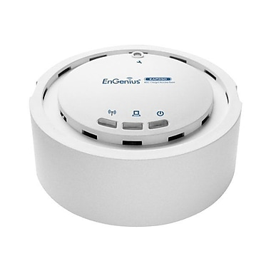 EnGenius® EAP350 Wireless Indoor AP/WDS/Repeater with Gigabit Ethernet Port, Up to 300 Mbps