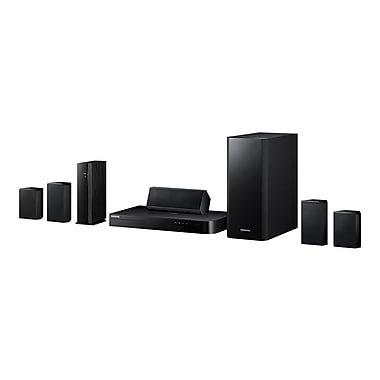 Samsung HT-H5500W 1000 W 5.1 Channel 3D Blu-Ray Home Theater System