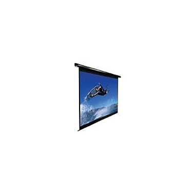 Elite Screens™ VMAX2 Series 106in. Electric Wall and Ceiling Projector Screen, 16:9, White Casing