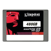 "Kingston® SSDNow V300 480GB 2 1/2"" SATA/600 Internal Solid State Drive With Adapter"