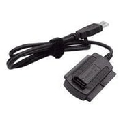 Sabrent™ USB 2.0 To IDE/SATA Cable Adapter With Power Supply, Black