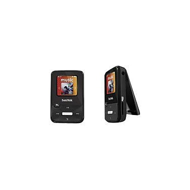 SanDisk Sansa Clip Zip SDMX22 8GB Flash MP3 Player, BlackSorry, this item is currently out of stock.