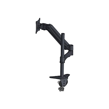 DoubleSight DISPLAYS Up To 30 lbs. 30in. LCD Monitor Flex Deluxe Pole Desk Mount Arm