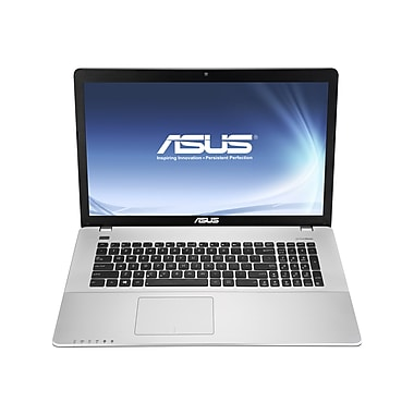 ASUS X750JB DB71 - 17.3in. - Core i7 4700HQ - Windows 8 64-bit - 8 GB RAM - 1 TB HDD + 1 TB HDD