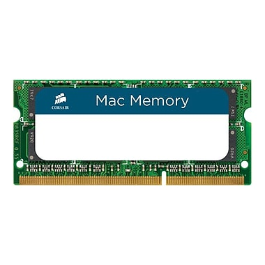 Corsair CMSA16GX3M2A1600C11 16GB (2 x 8GB) DDR3 204-Pin Laptop Memory Module Kit