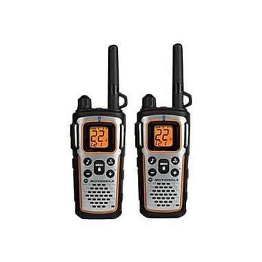 Motorola MU350R Talkabout Two-Way Radio, 184800'
