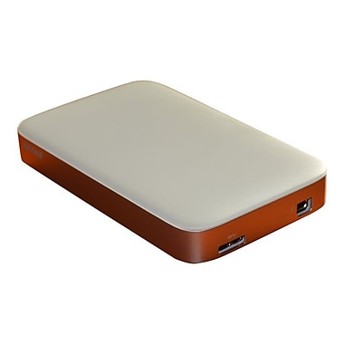 Buffalo™ MiniStation Thunderbolt 1TB External USB 3.0 Hard Drive (Silver)