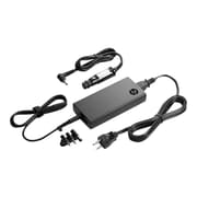 HP® Smart Buy H6Y84UT#ABA 90W Slim Combo AC Adapter With USB, Black