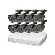 Q-See™ Lite Platinum 16 Channel Indoor/Outdoor Video Surveillance System With Day/Night