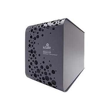 ioSafe® Solo G3 SK3 TB External Hard Drive, 3 TB