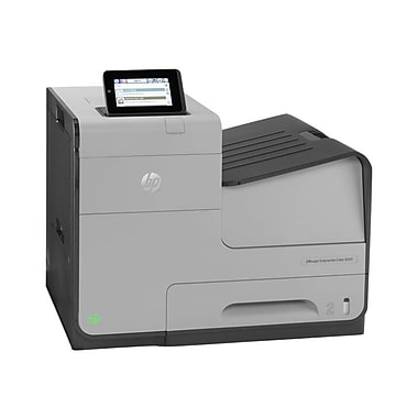 HP® Officejet X555dn Multifunction Inkjet Printer