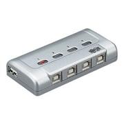 Tripp Lite Printer / Peripheral Sharing Switch, 4-Ports (U215-004-R)