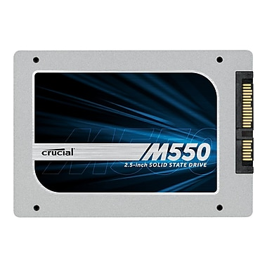 Crucial™ M550 512GB 2 1/2in. SATA/600 MLC Internal Solid State Drive