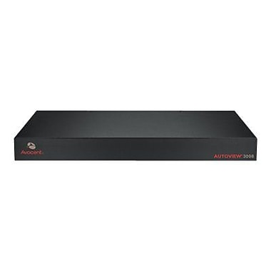 Avocent® AutoView™ AV3008-001 Digital KVM Switch, 8 Ports