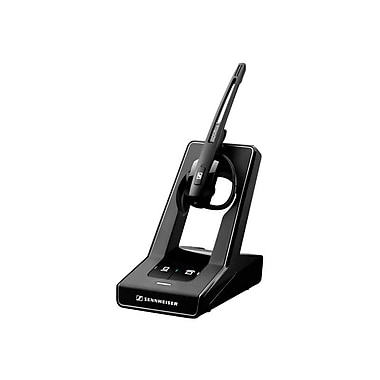 Sennheiser SD OFFICE Wireless Single-sided DECT Headset, Black