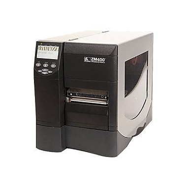 Zebra® Z Series® ZM400 Series Printer, 4 1/2in. x 39in. Media