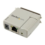 StarTech PM1115P2 1-Port 10/100 Mbps Ethernet Parallel Network Print Server