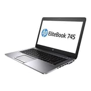 HP® Smart Buy EliteBook 745 G1 Win7 180GB SSD 14 LED Notebook, AMD A10 Pro-7350B Quad-Core 2.1GHz