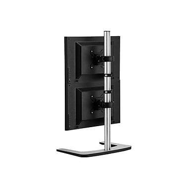 Visidec V-FS-DV/TAA Double Freestanding Vertical Arm Up to 29in.