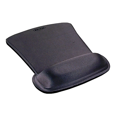 Belkin™ WaveRest® Gel Mouse Pad, Silver