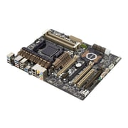 ASUS ® 32GB DDR3 SDRAM ATX Desktop Motherboard, Socket AM3+ (SABERTOOTH990FXR2.0)
