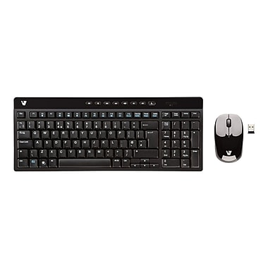 V7® Elite CK2P0-7N6P Wireless Desktop Keyboard and Mouse Combo