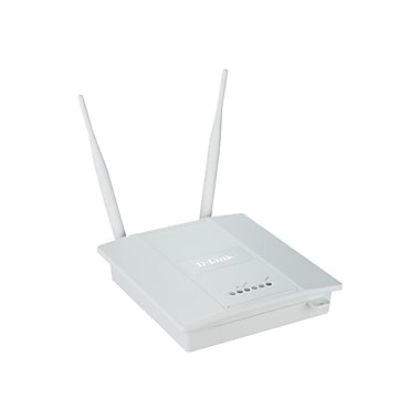D-Link® DAP-2360 AirPremier Wireless N PoE Access Point With Plenum-rated Chassis
