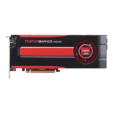 Sapphire™ AMD FirePro™ W8000 PCIe 4GB GDDR5 900 MHz Plug-in Graphic Card