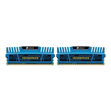 Corsair CMZ16GX3M2A1600C10B 16GB (2 x 8GB) DDR3 240-Pin Desktop Memory Module Kit