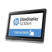 "HP® SmartBuy EliteDisplay S230tm 23"" LED LCD Touchscreen Monitor"