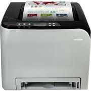 Ricoh® SP C250DN Wireless Color Laser Printer, Black/Gray