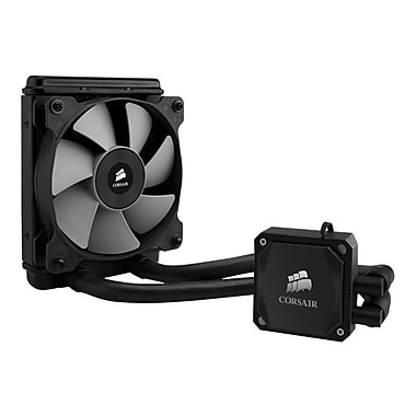 Corsair® Hydro CW-9060007-WW 2000 RPM High Performance Liquid CPU Cooler