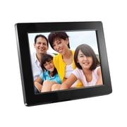 Aluratek ADMPF512F Digital Photo Frame With 512MB Built-in Memory, 12""