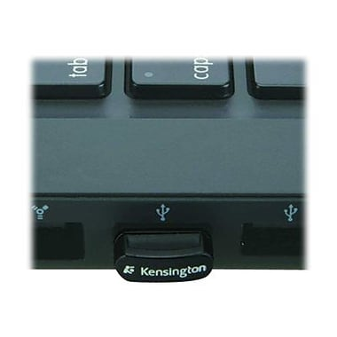 Kensington SlimBlade K72334US USB Wireless Laser Mouse, Black