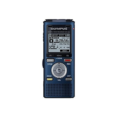 Olympus® WS-822 Series 4GB Digital Voice Recorder