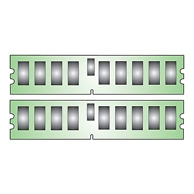 Kingston® 16GB (2 x 8GB) DDR2 (240-Pin DIMM) Server Memory