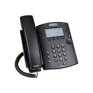 Adtran® VVX 300 6 Lines IP Phone