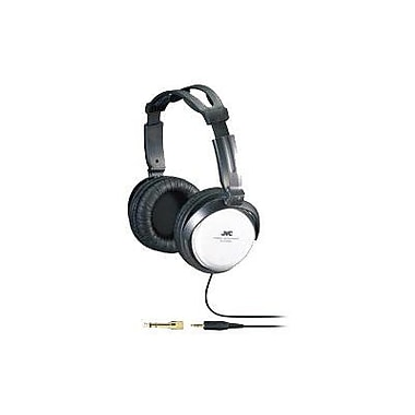 JVC HA-RX500 Full Size Around Ear Headphone, Black