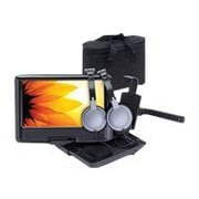 Audiovox® DS9521PK 9 Swivel Screen Portable DVD Player