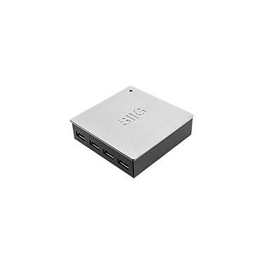 Siig® JU-H70212-S2 USB 3.0 and 2.0 Hub, 7 ports
