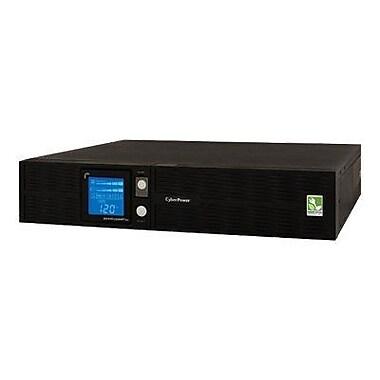 Cyberpower® Smart App 1 kW Sine Wave Series Rack Mountable 1.5 kVA LCD UPS