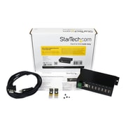 StarTech ST7200USBM Mountable Rugged Industrial USB 2.0 Hub, 7 Ports