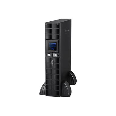 Cyberpower® Smart App LCD Series Tower/Rack-Mountable Intelligent UPS, 1320 W