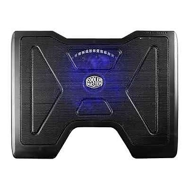 Cooler Master® NotePal X2 - Gaming Laptop Cooling Pad With 140mm Blue LED Fan, Black
