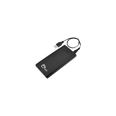 Siig® CE-CH0412-S1 7200mAh Portable Battery Charger, 5 VDC - 2A