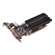 XFX® Radeon HD 5450 2GB Plug-in Card Graphic Card, 650 MHz