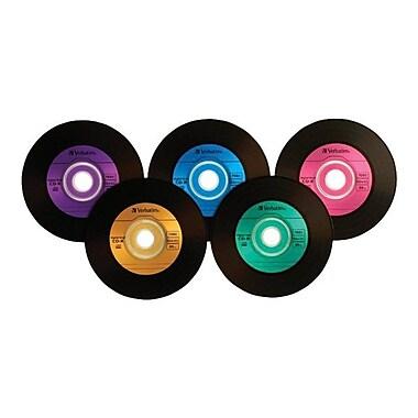 Verbatim® Digital Vinyl 700MB CD-R, Spindle, 50/Pack
