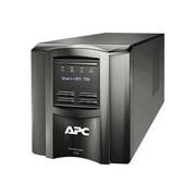 APC® Smart-UPS LCD Line-interactive 750VA UPS, Black