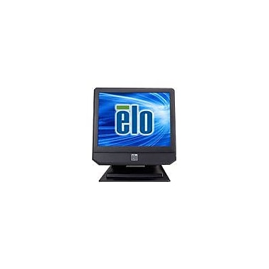 Elo B3 Rev.B 15in. All-In-One Desktop Touchcomputers, Dark Gray
