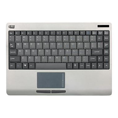 Adesso® WKB-4000US Wireless SlimTouch Mini Keyboard
